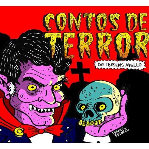 Rubens Mello - Contos de Terror