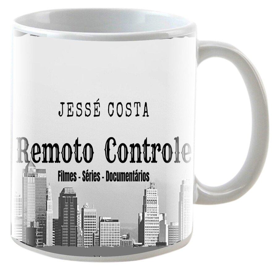 Caneca Remoto Controle - Jessé Costa