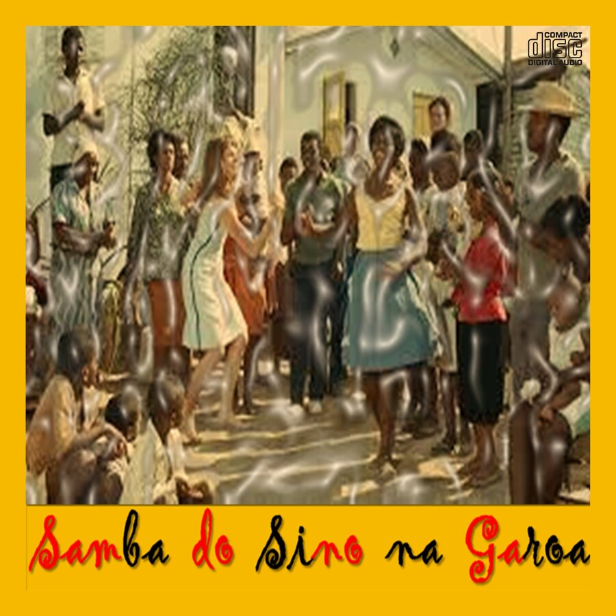 CD Samba do Sino na Garoa