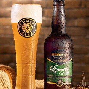 Cerveja Artesanal Hemmer Emma Weizen 500 ml