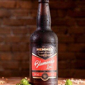 Cerveja Artesanal Hemmer Blumenau IPA 500 ml
