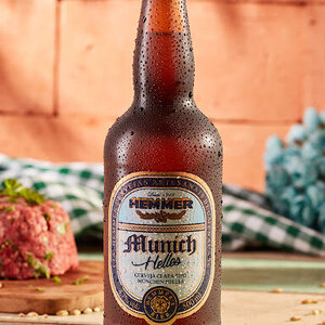 Cerveja Artesanal Hemmer Munich Helles 500 ml