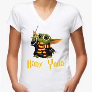 baby look baby Yoda
