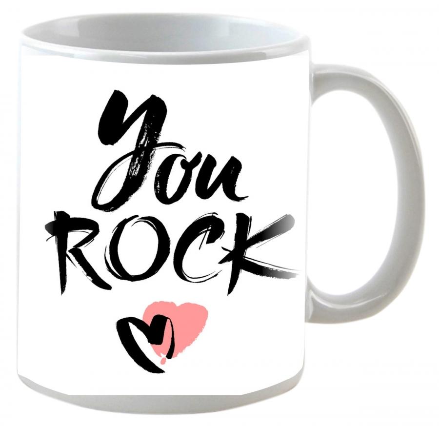Canecas Personalizadas Rock