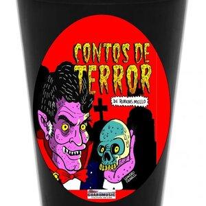 Copo Bucks Contos de Terror - Rubens Mello