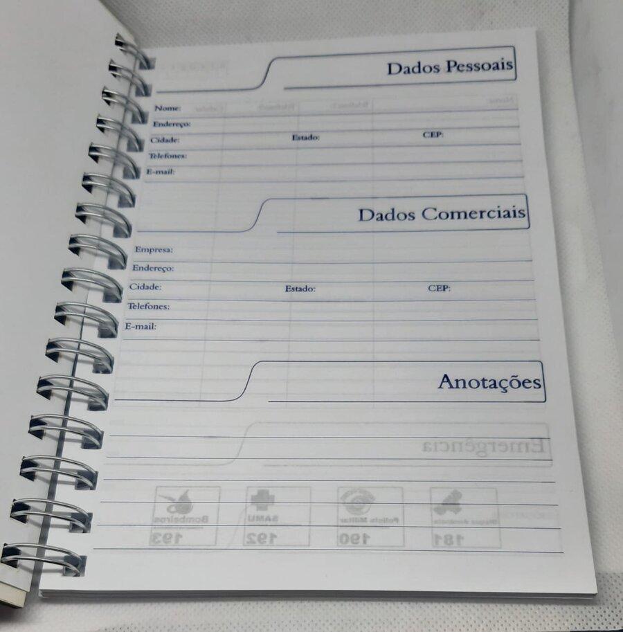 Caderno de Anotações -