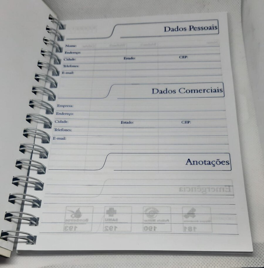 Caderno de Anotações - Psicologia em Arte - Luciane Brito